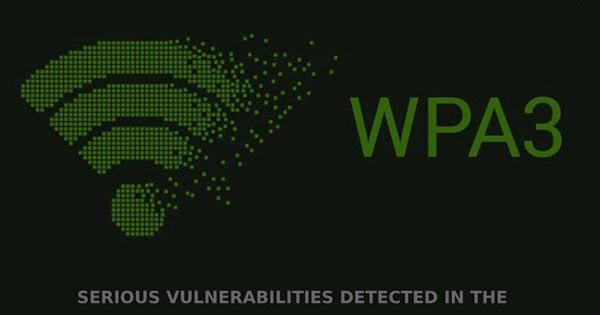 Vulnerabilities Detected in the WPA3 Protocol